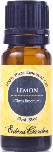 Citron 100% Pure Huile Essentielle de qualité thérapeutique-10 ml
