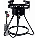 CHARD BURNER WITH STAND & REGULATOR