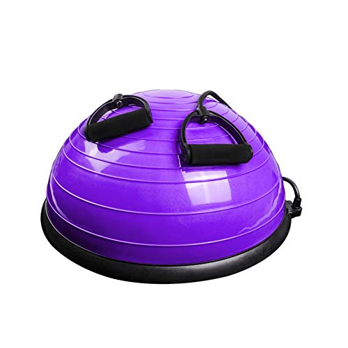 Yoga Ball Thickening Explosion-Proof Beginner Sports Fitness Balanced Yoga Ball for Family Gym Office by Techecho (Image #3)