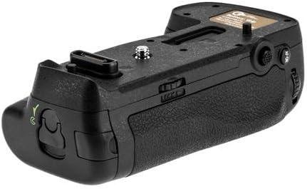 DSTE MB-D18 Mcoplus Vertical Multiple Function Battery Grip Compatible for EN-EL15 EN-EL18A AA Battery,Nikon D850 Digital SLR Camera