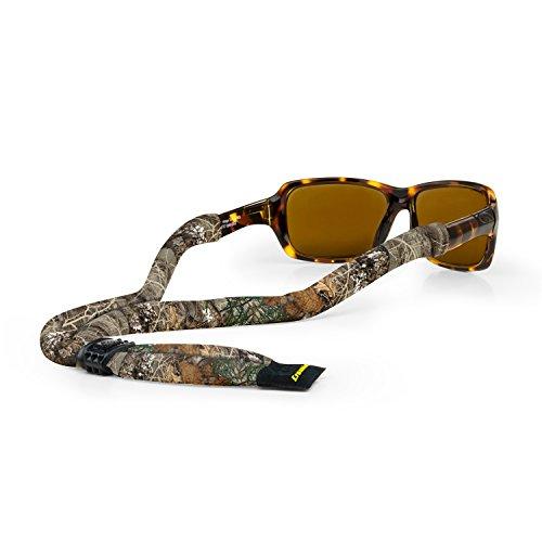 Croakies (CROCY Suiters Sport Eyewear Retainer Realtree Edge, -