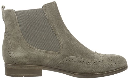 Gabor Shoes Fashion, Botas Chelsea para Mujer Gris (wallaby 13)