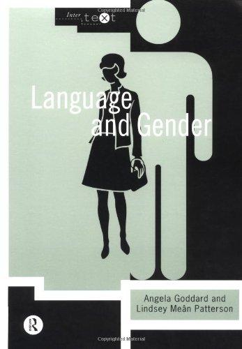 Language And Gender (Intertext)