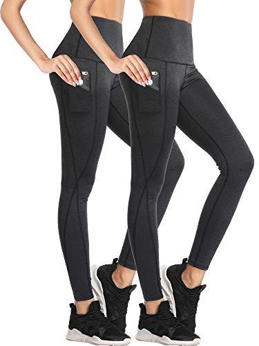 Neleus Women's 2 Pack Tummy Cont...