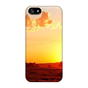 New Iphone 5/5s Case Cover Casing(summer Morning)