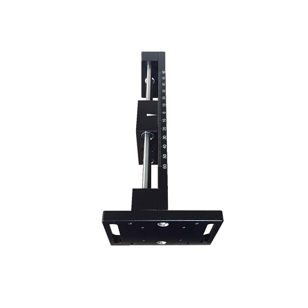 Z-axis Manual Column Lifting Platform Laboratory Optical Displacement Platform Stroke 50MM