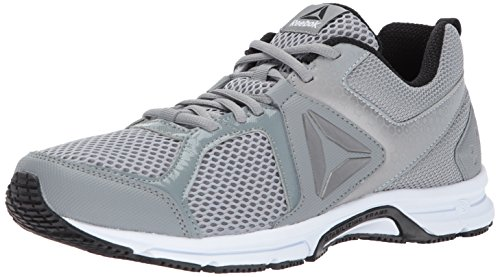 Reebok Men's Runner 2.0 MT Running Shoe, Flint Grey/Pewter/Black, 11 M US