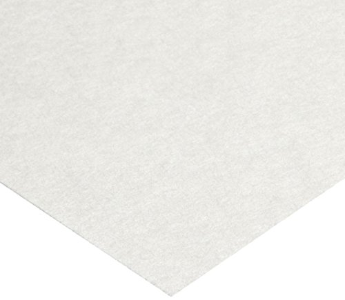 Grade 3 Mm Chr - GE Whatman 3030-917 Grade 3MM Chr Cellulose Chromatography Paper Sheet, 46cm Width, 57cm Length (Pack of 100)