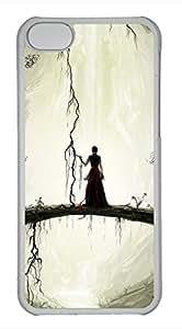 iPhone 5c case, Cute The Bridge iPhone 5c Cover, iPhone 5c Cases, Hard Clear iPhone 5c Covers