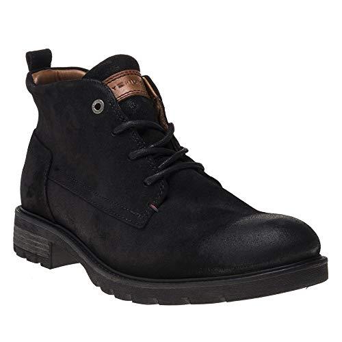 Tommy Hilfiger Winter Chukka Mens Boots Black