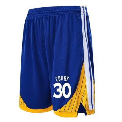 SPORTS Pantalones Cortos para Hombres Guerreros 30 ...