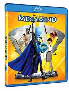 Megamind Bluray DVD Includes These Features:
