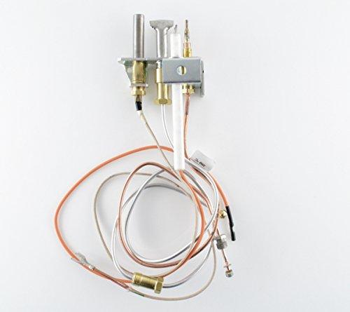 Heatilator and Heat-n-Glo Propane Gas Pilot Assembly 4021-733 (Fireplace Lighting Pilot)