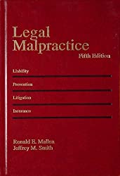 Legal Malpractice, Vol. 2: Sections 10.1 to 17.28 (5th Edition)