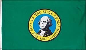 Washington State Flag 3x5 Brand NEW 3 x 5 Banner