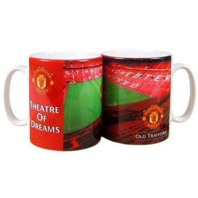 Stadium Mug - Official Manchester United Stadium design Mug