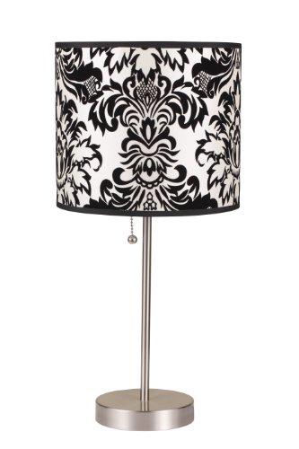 Black and White Lamps: Amazon.com