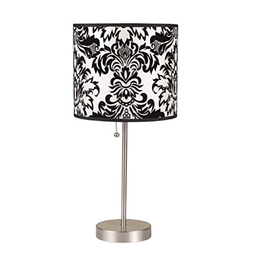 Black and white lamps amazon black and white lamps aloadofball Gallery