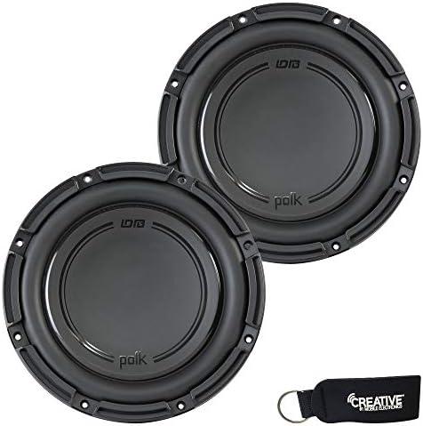 Polk Audio DB1042SVC Single Subwoofers product image