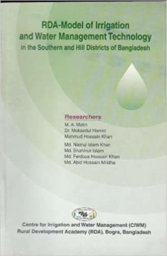 RDA-Model of Irrigation and Water Management Technology in
