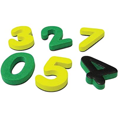 Magnetic Foam: Small Numbers: Office Products