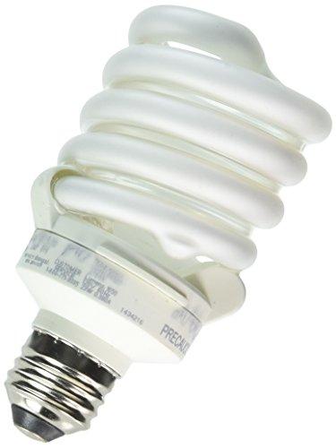 TCP 48923SS 23-watt 2700-Kelvin Full Springlamp CFL Shatter Coat
