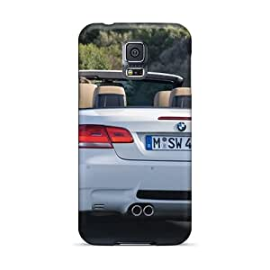 New Premium Flip Cases Covers Bmw M3 Convertible Rear Skin Cases For Galaxy S5