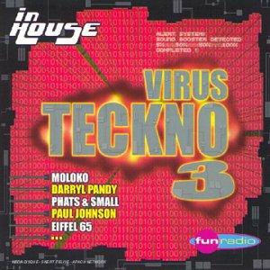 Virus Teckno Vol.3: Various : Amazon.es: Música