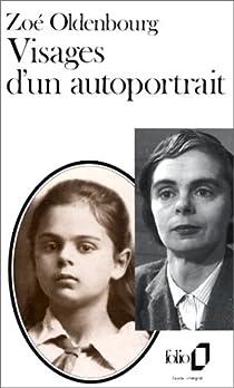 Book's Cover ofVisages d'un autoportrait