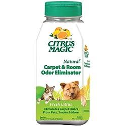 Citrus Magic Carpet & Room Freshener 0.7 Pound Shaker