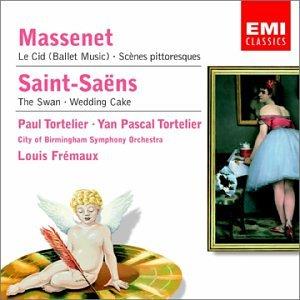 Massenet / Saint-Saens: Orchestral Works by EMI Classics