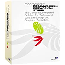 Dreamweaver 4.0/Fireworks 4.0 Studio