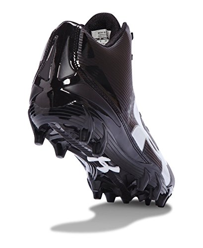 Under Armour Fierce Phantom Mid, noir
