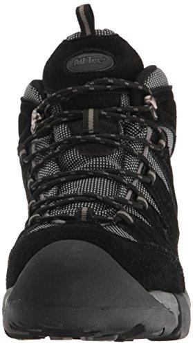 Adtec Mens 9651c Waterproof Composite Toe Hiker Black Work Boot Black aoWYED0
