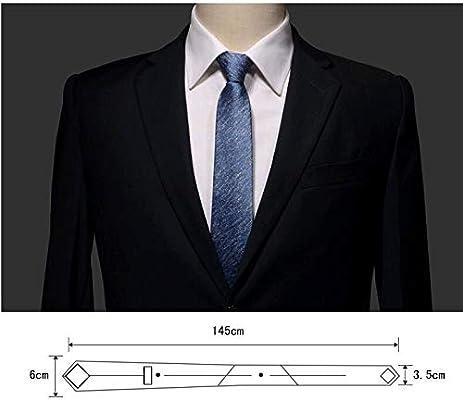 SGLI Versión Coreana de Corbata de Vestir de Negocios Corbata de ...