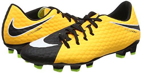 Iii Phelon Chaussures Hypervenom Football Hommes laser Fg Volt De Nike Blanc Noir Orange Pour wIXCqrRXx