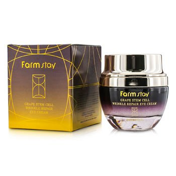 Farm Stay Grape Stem Cell Wrinkle Repair Eye Cream 50ml/1.76oz - Repair Farm