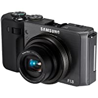 Samsung EC-EX1 10MP Digital Camera - Grey (International Model)