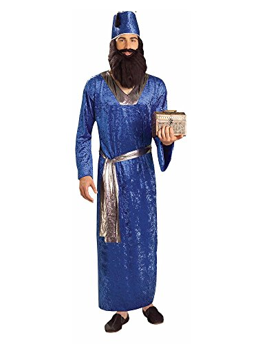 Forum Novelties Men's Biblical Times Wise Man Costume, Blue, One Size ()