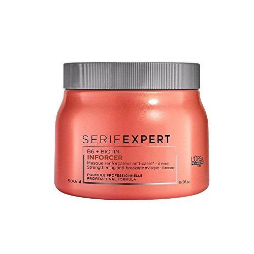 Gold Series 500 (L'Oreal Professionnel Serie Expert Inforcer Masque 500ml)
