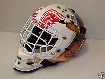 Itech 2500 Junior Hockey Goalie Mask Helmet Old School Goalie Masks