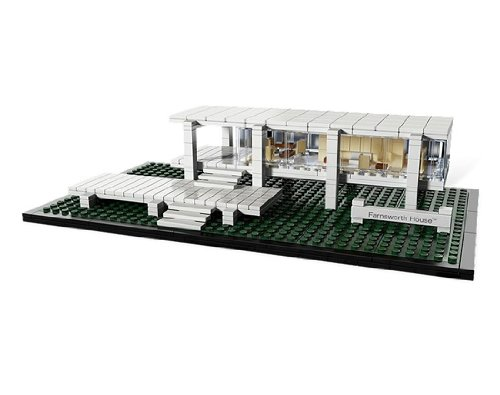 Lego Architecture Farnsworth House Collectible - 21009
