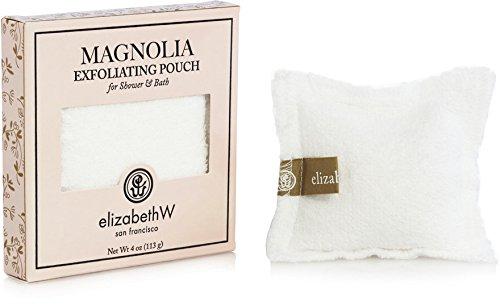 Elizabeth W Bath Pouch - Elizabeth W Magnolia Exfoliating Bath Salts Pouch