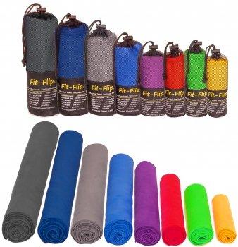 Mikrofaser Handtücher in ALLEN Größen / 12 Farben - klein, leicht und ultra saugfähig - das perfekte Sporthandtuch, Reisehandtuch, Microfaser-Badetuch, Strandhandtuch Microfaser Handtuch groß