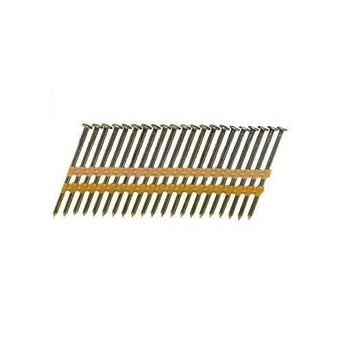 Bostitch RH-S12D120EP 3-1/4-in x 0.120-in 21 Degree Plastic Collated Smooth Shank Stick Framing Nails (4,000 ()