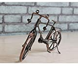 Wall of Dragon Home Decoration Retro Metal Bike Model Craft Bicycle Figurine For Friend Best Gifts Children Birthday Toy Present Desktop Crafts