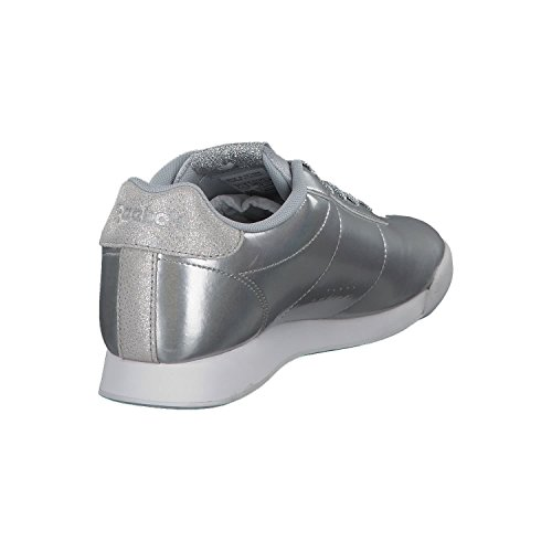 Multicolore Charm Reebok White Grey Solid Fitness Metallic Lgh Donna 000 Silver Scarpe Royal da aZZYgq