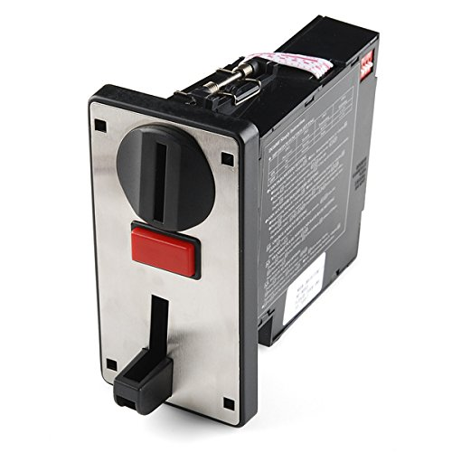 Coin Acceptor - Programmable (6 Coin Types) by CUSCUS
