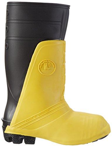 Nora Herren Ultra 12 Sicherheitsstiefel Mehrfarbig (schwarz-gelb 14)