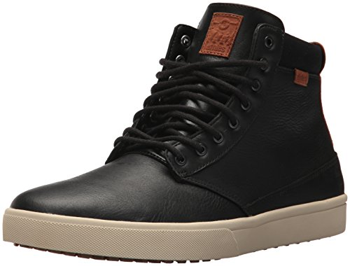 etnies Jameson HTW Winter Boot, Black, 8 Medium US